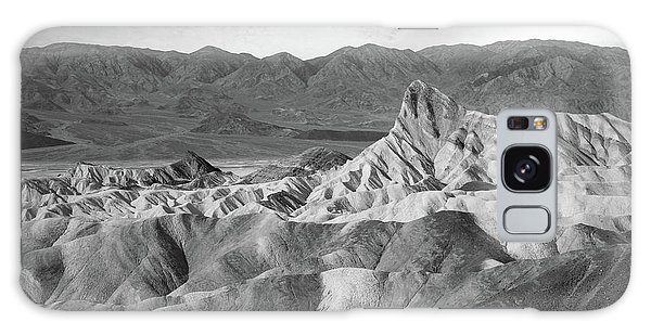 Zabriskie Point Landscape Galaxy Case by Marius Sipa