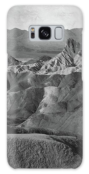 Zabriskie Point Portrait Galaxy Case