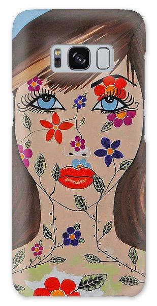Zahir - Contemporary Woman Art Galaxy Case