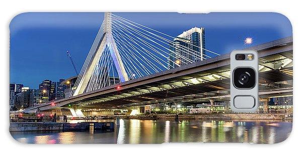 Zakim Bridge And Charles River Galaxy Case