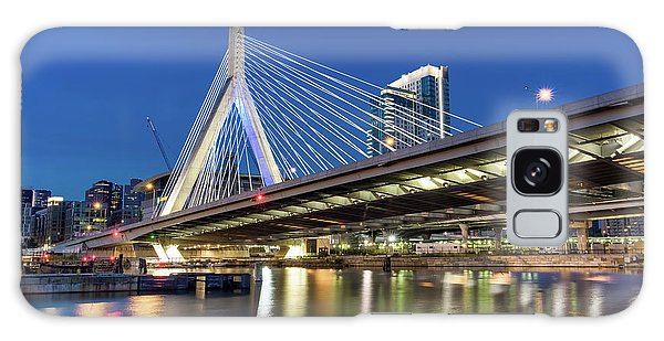 Zakim Bridge And Charles River Galaxy Case