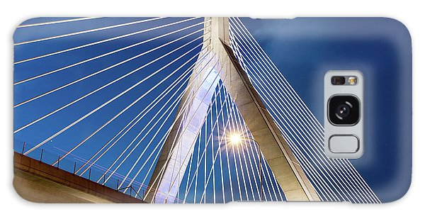 Zakim Bridge Upclose Galaxy Case