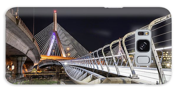 Zakim Bridge Walkway Galaxy Case