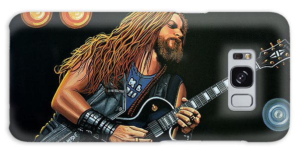 Dragon Galaxy S8 Case - Zakk Wylde by Paul Meijering