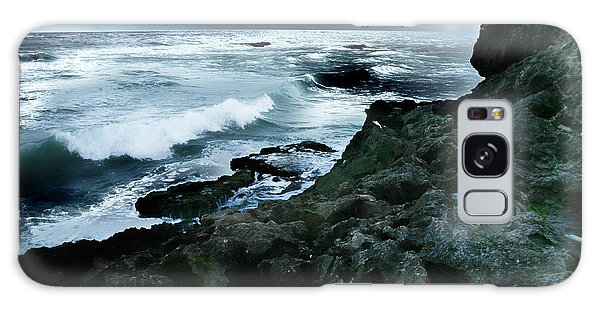 Zamas Beach #5 Galaxy Case