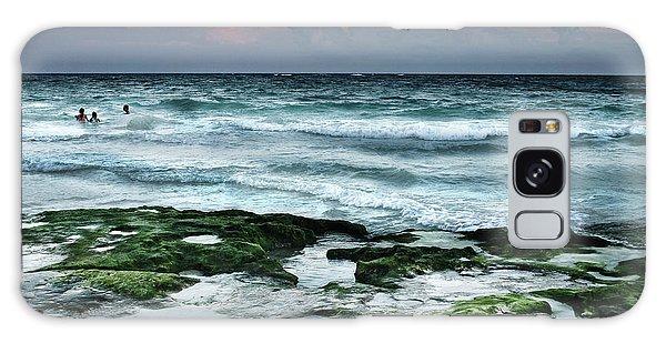 Zamas Beach #7 Galaxy Case