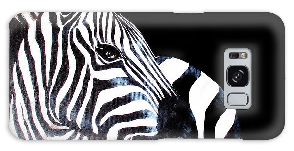 Zebra 2 Galaxy Case