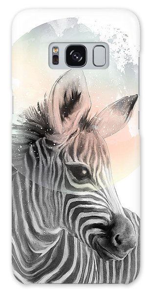 Zebra Galaxy S8 Case - Zebra // Dreaming by Amy Hamilton