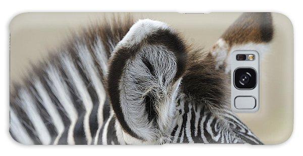 Zebra Ears Galaxy Case
