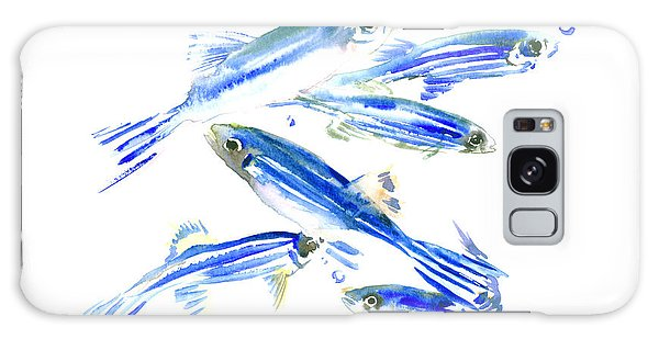 Zebra Fish, Danio Galaxy Case