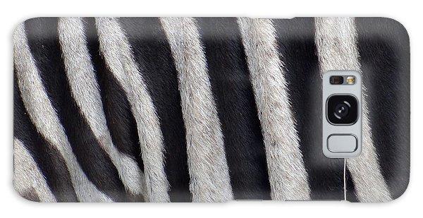 Exploramum Galaxy Case - Zebra Skin Closeup by Exploramum Exploramum