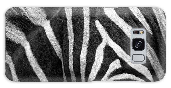 Zebra Stripes Galaxy Case by Racheal  Christian