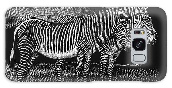 Zebras Galaxy Case