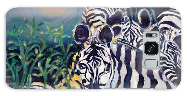 Zebras On The Savanna Galaxy Case