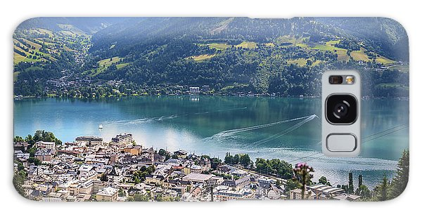 Zell Am See Austria Galaxy Case