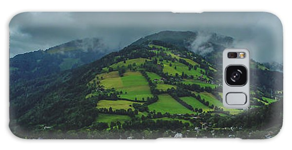 Zell Am See Panorama Galaxy Case
