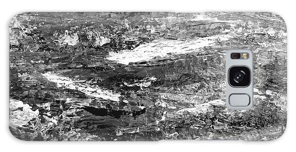 Zen Abstract A723b Galaxy Case
