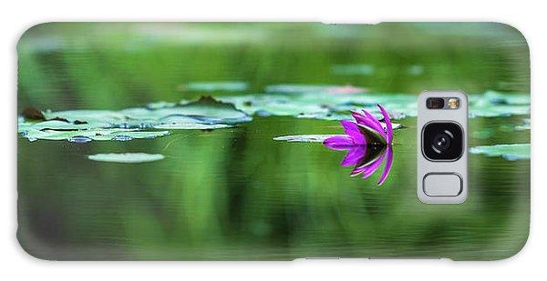 Zen Blossom Galaxy Case