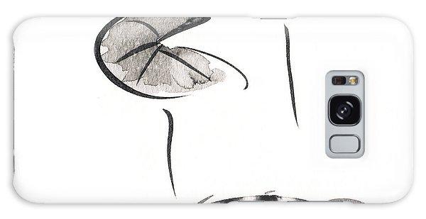 Zen Fish Painting Galaxy Case