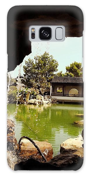 Zen Garden Galaxy Case