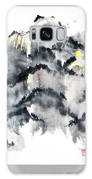 Zen Rising Galaxy Case