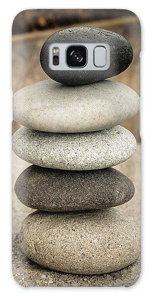 Zen Stones IIi Galaxy Case by Marco Oliveira