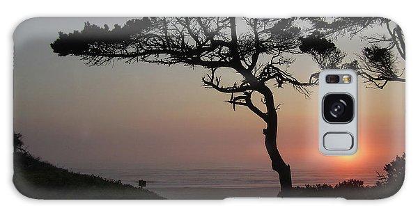 Zen Sunset Galaxy Case
