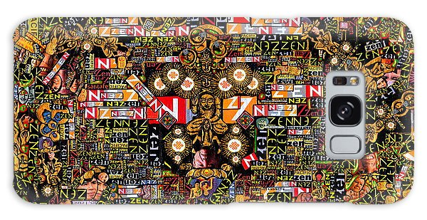 Zengine Galaxy Case by Peter Gumaer Ogden