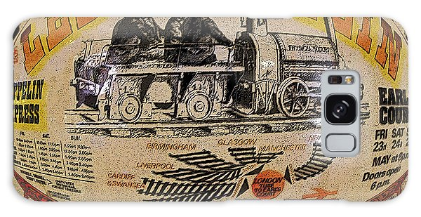 Zeppelin Express Work B Galaxy Case