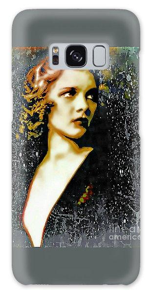 Ziegfeld Follies Girl - Drucilla Strain  Galaxy Case