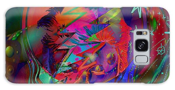 Ziggy  Galaxy Case by Kevin Caudill