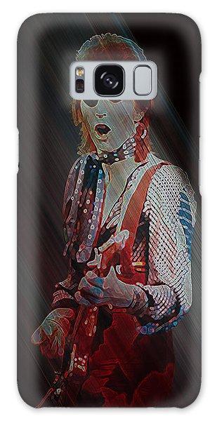 Ziggy Played Guitar Galaxy Case