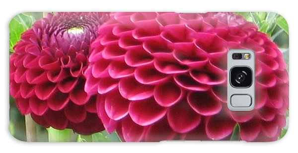 Zinnia Duet Galaxy Case