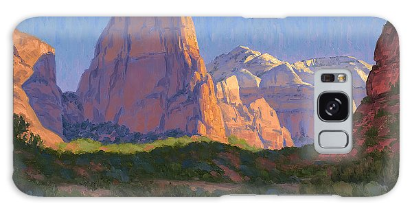 National Park Galaxy Case - Zion Light Show by Cody DeLong