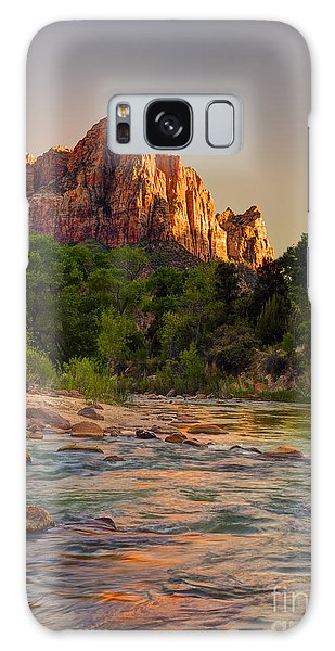 Zion Sunet Galaxy Case