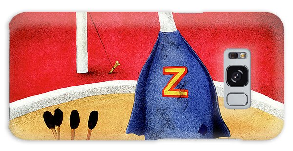 Zippo, The Fire-eater Galaxy Case