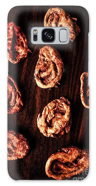 Body Parts Galaxy Case - Zombie Lost And Found Bin by Jorgo Photography - Wall Art Gallery
