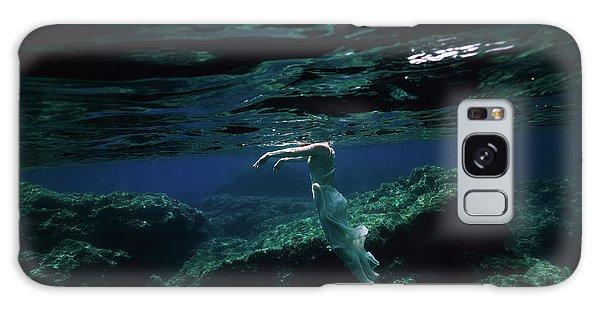 Zombie Mermaid Galaxy Case