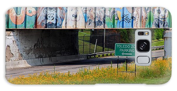 Zoo Mural Galaxy Case