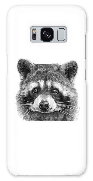 046 Zorro The Raccoon Galaxy Case by Abbey Noelle