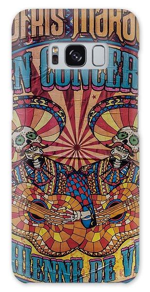 Zoufris Maracas Poster Galaxy Case