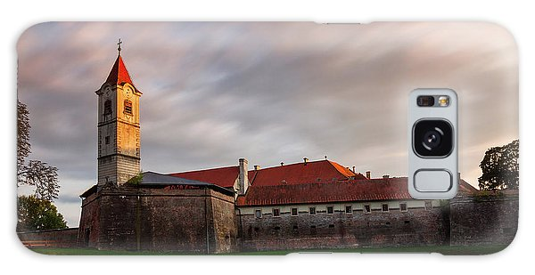 Galaxy Case featuring the photograph Zrinskis' Castle by Davor Zerjav