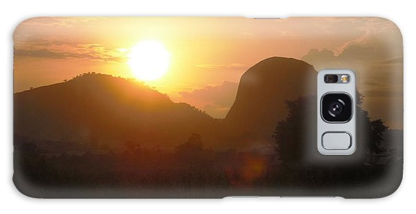 Zuma Rock, Abuja Nigeria Galaxy Case