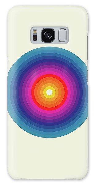 Minimal Galaxy Case - Zykol by Nicholas Ely
