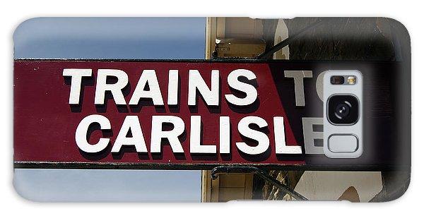 06/06/14 Settle. Station View. Destination Board. Galaxy Case