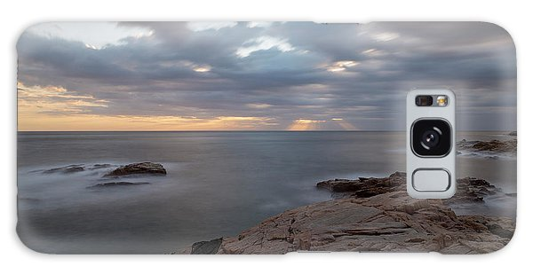 Sunrise On The Costa Brava Galaxy Case