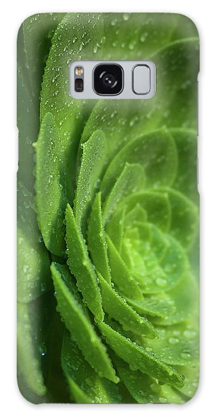 Galaxy Case featuring the photograph Aenomium_4140 by Mark Shoolery