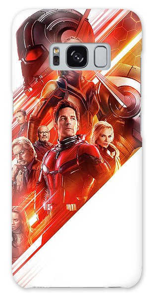 The Avengers Galaxy Case - Ant-man And The Wasp 2018 by Geek N Rock