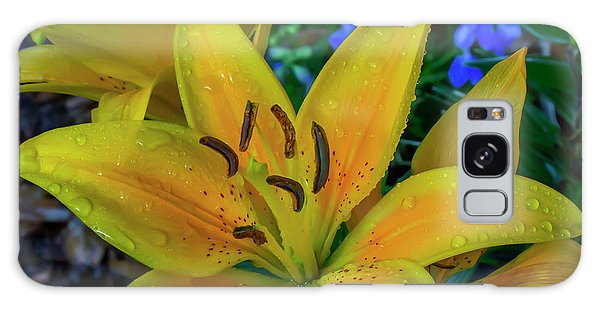 Asiatic Lily Galaxy Case