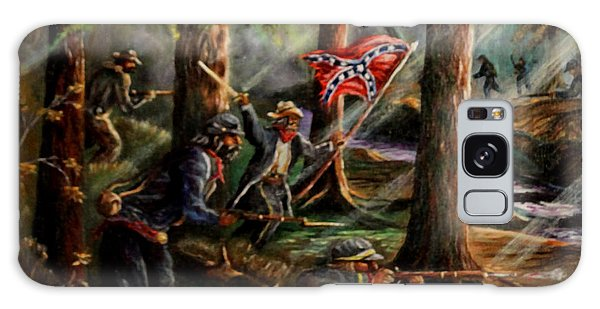 Battle Of Chancellorsville - The Wilderness Galaxy Case